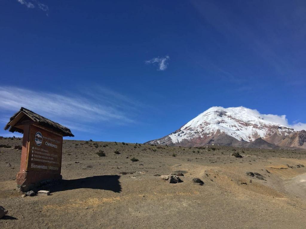 Billede af Chimborazo - vild trekking oplevelse
